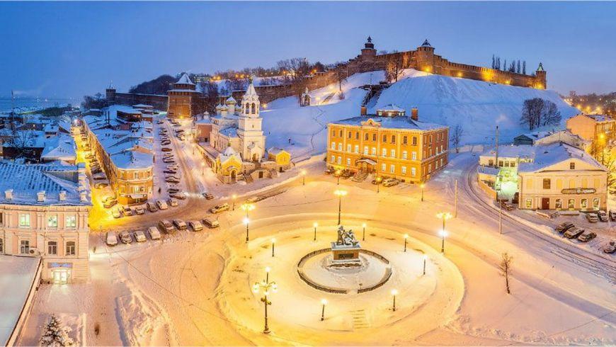 Рождественская сказка Нижнего Новгорода - экскурсии