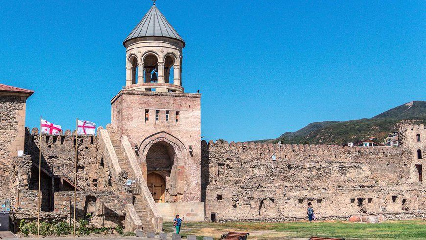 Мцхета — кладовая реликвий христианского мира - экскурсии