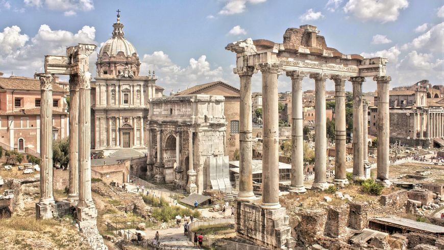 Рим от Античности до Средневековья - экскурсии