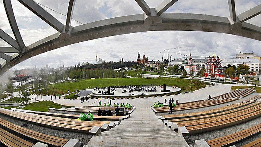 Варварка и Зарядье: роман старой улицы и нового парка - экскурсии