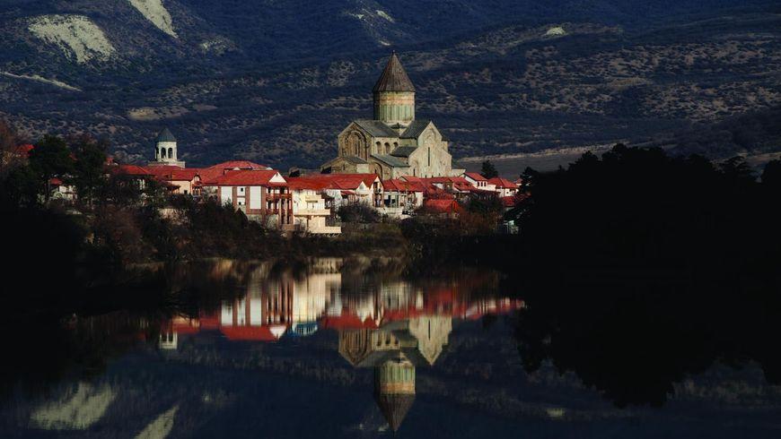 Святыни Мцхеты итбилисские дворики - экскурсии