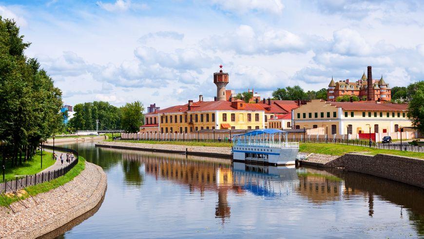 Автомобильная экскурсия по Иваново. Старое и новое - экскурсии