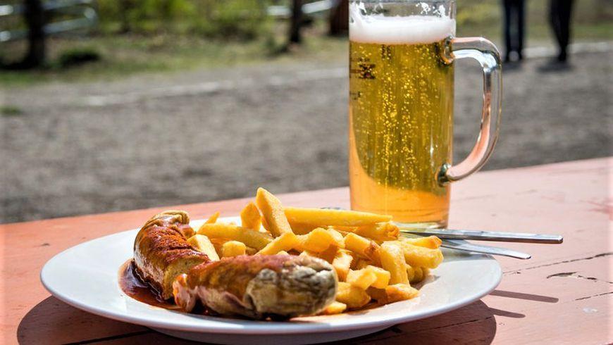Вкусный Берлин: пиво и сосиски - экскурсии