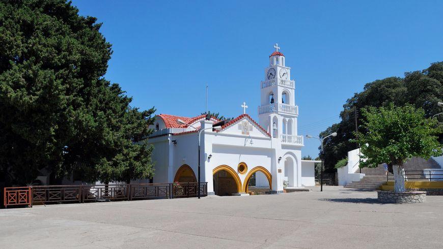 Православное наследие Родоса - экскурсии