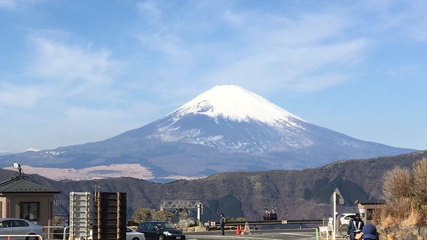 Фудзи-Хаконэ-Изу: открыть красоту Японии - экскурсии