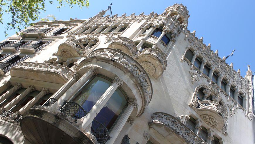 Территория каталонского модерна - экскурсии