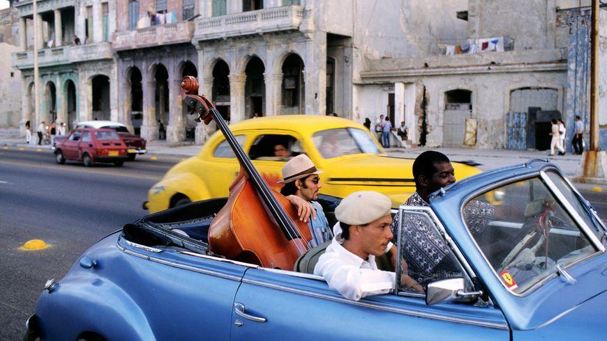 Гавана вдоль и поперек - экскурсии