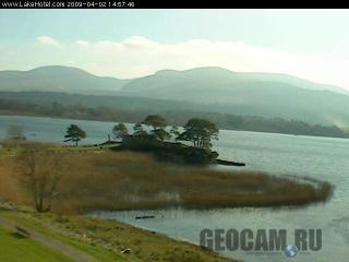 Вид на озеро Killarney