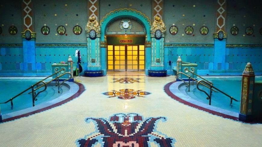 Секреты термальных вод Будапешта - экскурсии
