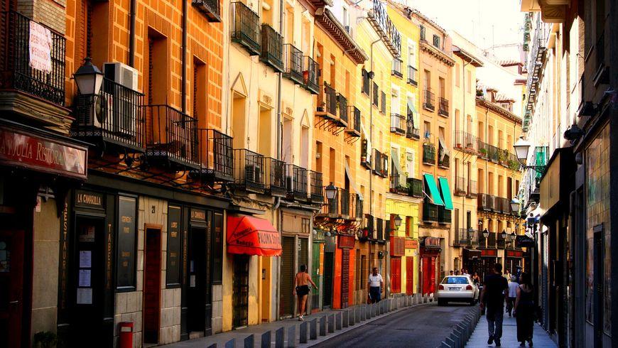 Мадридские извилины— переулками историй - экскурсии