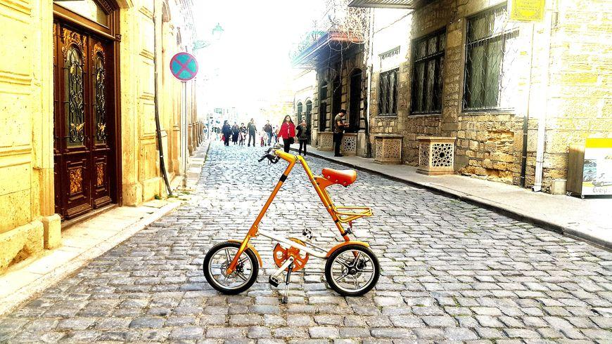 Весь Баку на велосипеде! - экскурсии
