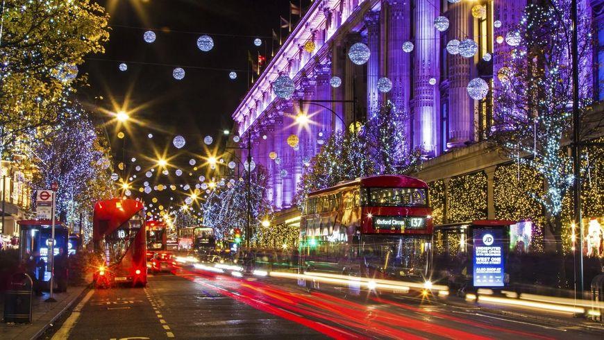 Волшебство британского Рождества - экскурсии