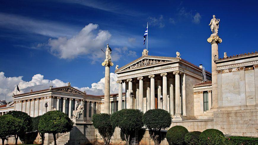 Королевские Афины 19 века - экскурсии