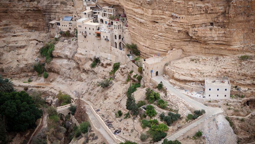 Поход по Иудейской пустыне - экскурсии