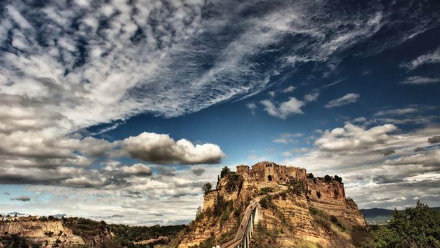 Чивита ди Баньореджо — покинутый город - экскурсии
