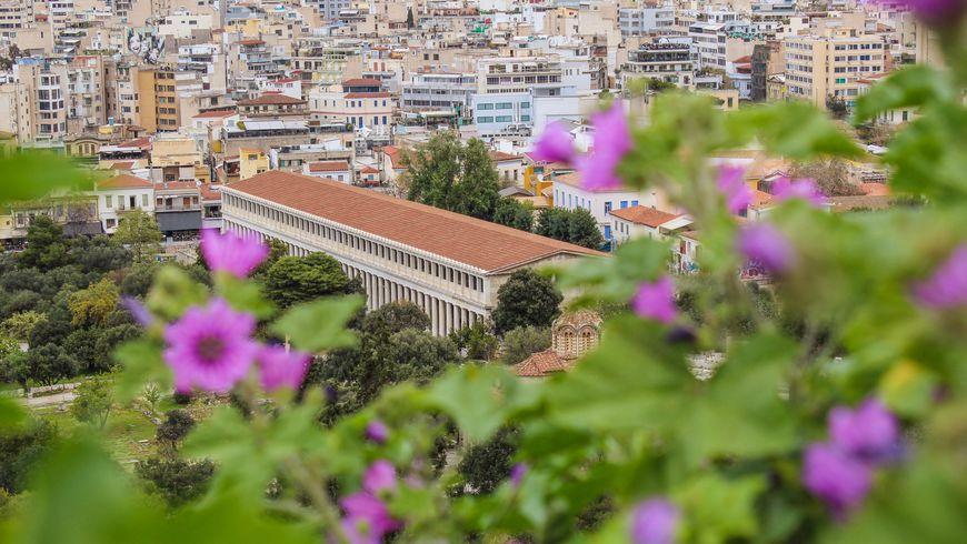Афины без фильтров - экскурсии