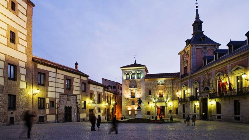 По темной стороне Мадрида - экскурсии