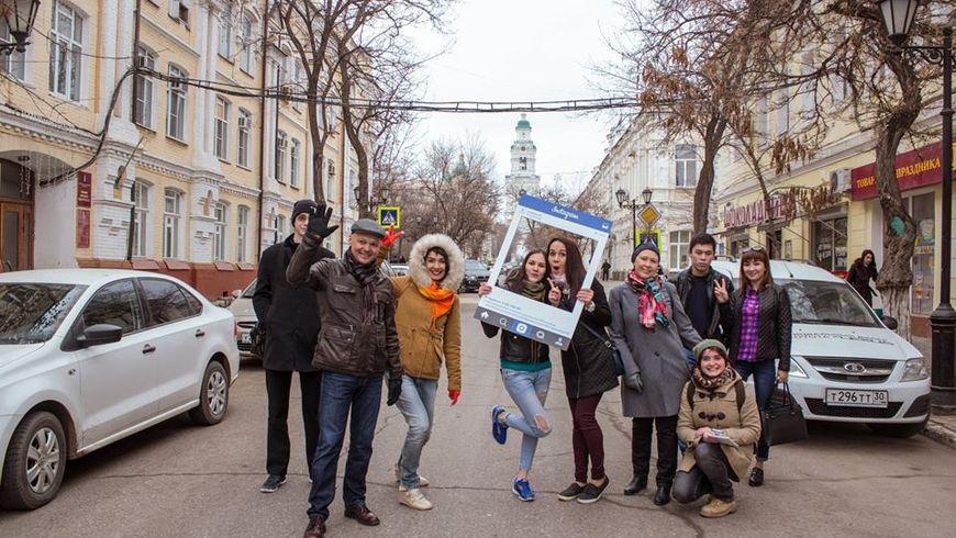 Хулиганская экскурсия по Астрахани - экскурсии