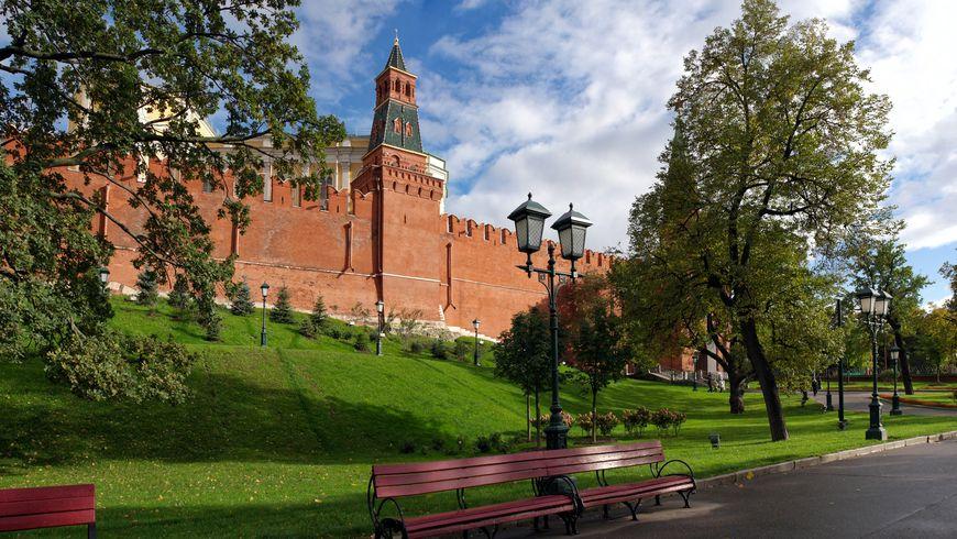 Вокруг Кремля - экскурсии