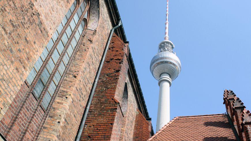 Прочувствовать характер Берлина - экскурсии