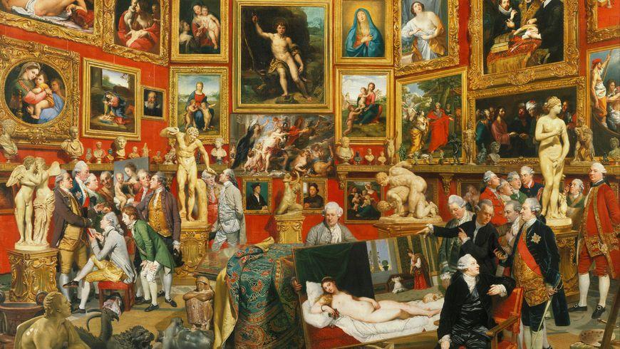 Величие и великолепие галереи Уффици - экскурсии