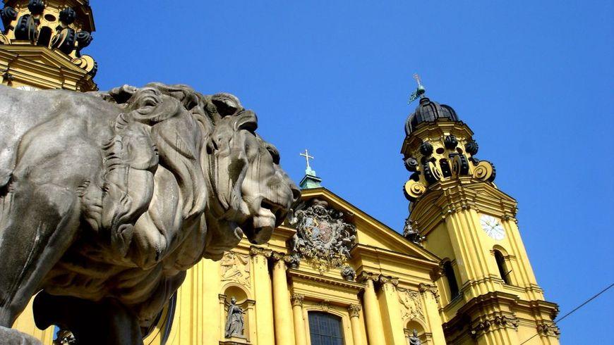 Мюнхен: нескучная прогулка по баварской столице - экскурсии