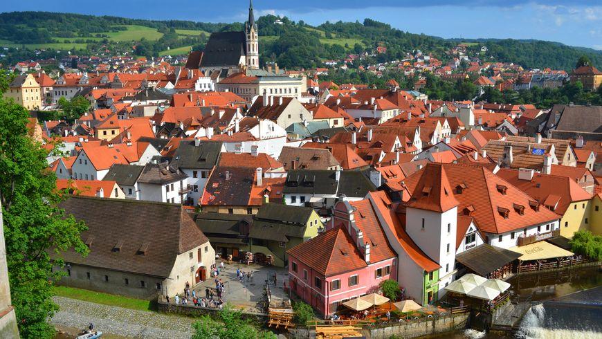 Групповая экскурсия из Праги в Чески-Крумлов - экскурсии