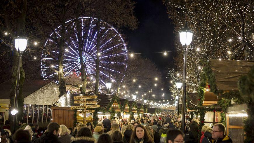 Рождество в норвежской столице - экскурсии