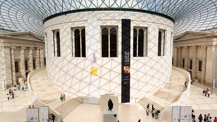 Британский музей: сокровища мировых цивилизаций - экскурсии