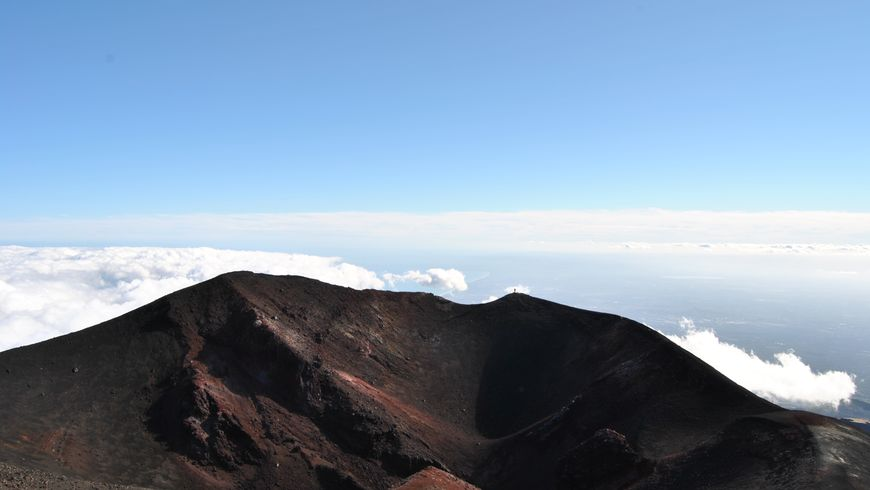 Путешествие на вулкан Этна - экскурсии