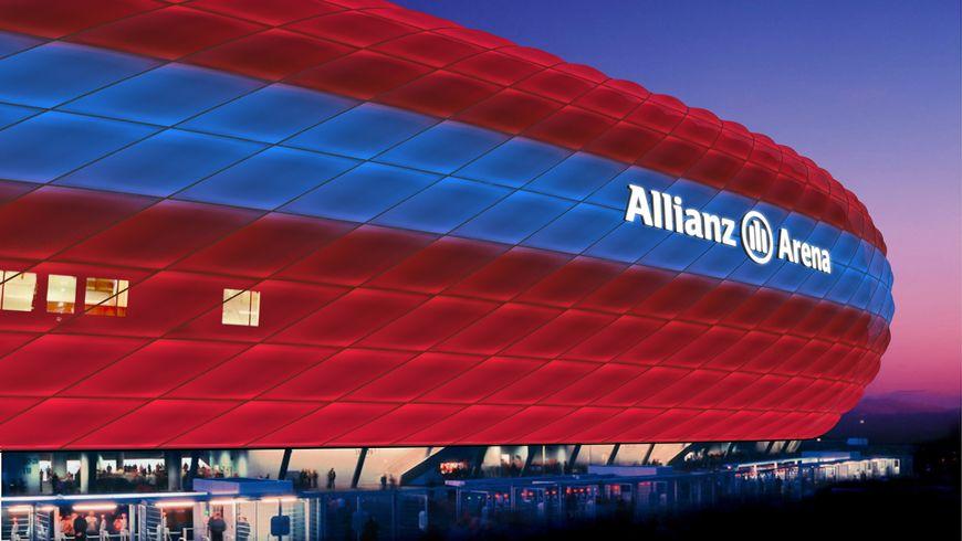 Мюнхен футбольный. Экскурсия на Альянс-Арену - экскурсии