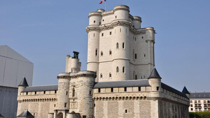 Венсенский замок (Ch?teau de Vincennes) - экскурсии