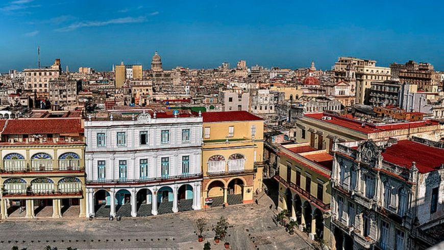Влюбиться в Гавану - экскурсии