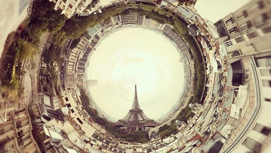 Научиться снимать Париж на мобильный телефон - экскурсии