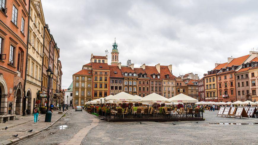Ежедневная прогулка по Варшаве - экскурсии