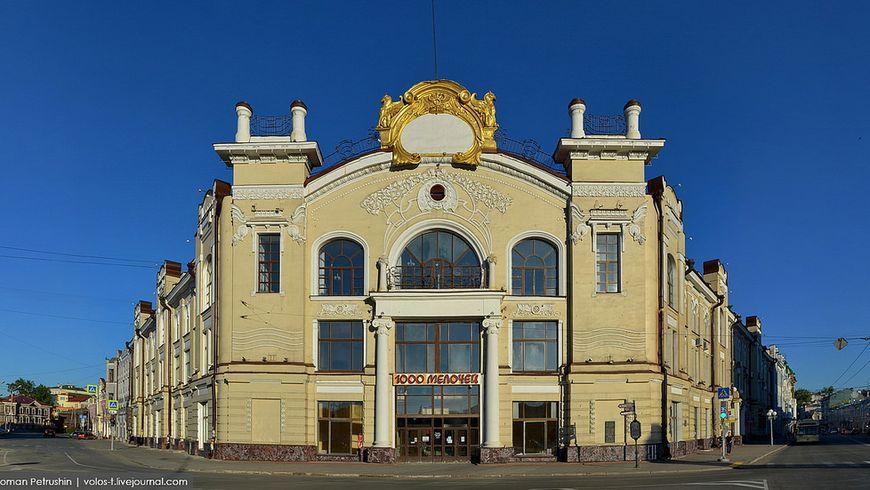 Пешком по центру Томска: здесь стояла крепость и шумел базар - экскурсии