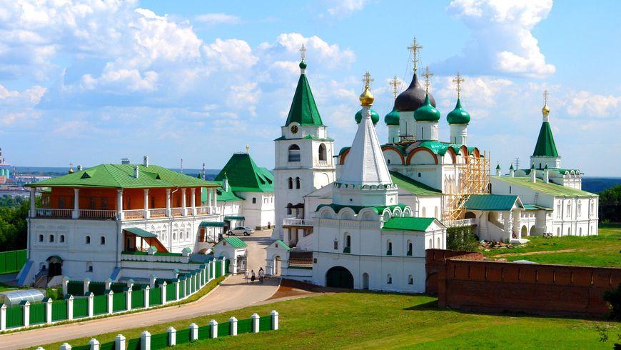 Экскурсия по храмам и монастырям Нижнего Новгорода - экскурсии