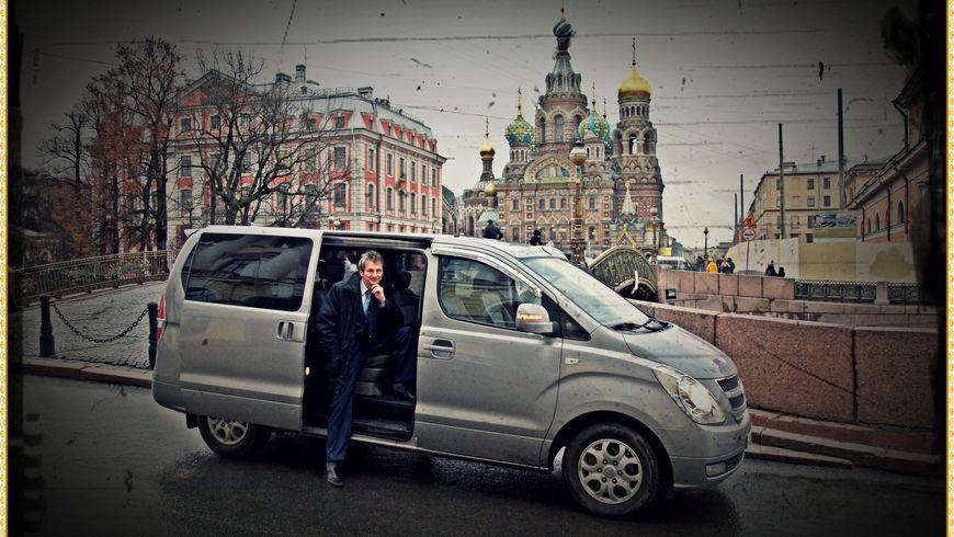 Живые рассказы о Петербурге - экскурсии