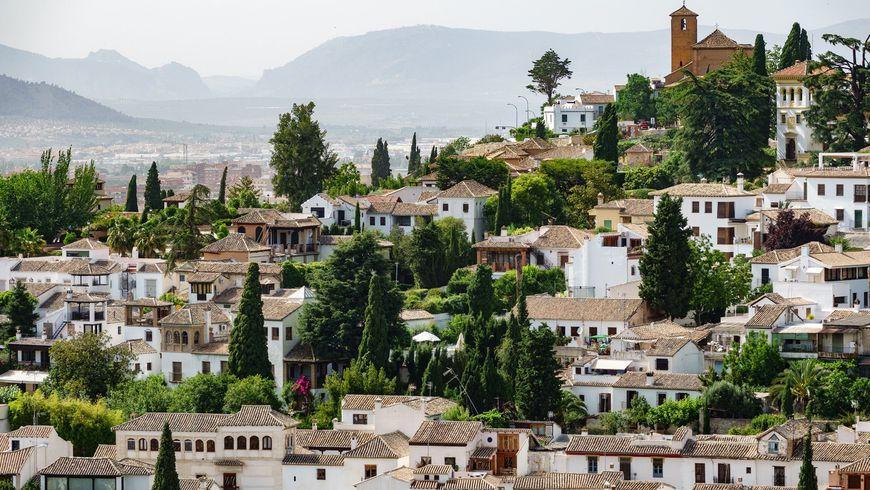 Первое знакомство с Гранадой - экскурсии