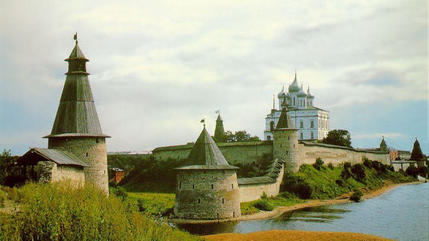 Первое знакомство с Псковским Кремлем - экскурсии
