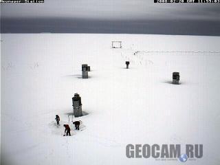 Антарктическая веб-камера