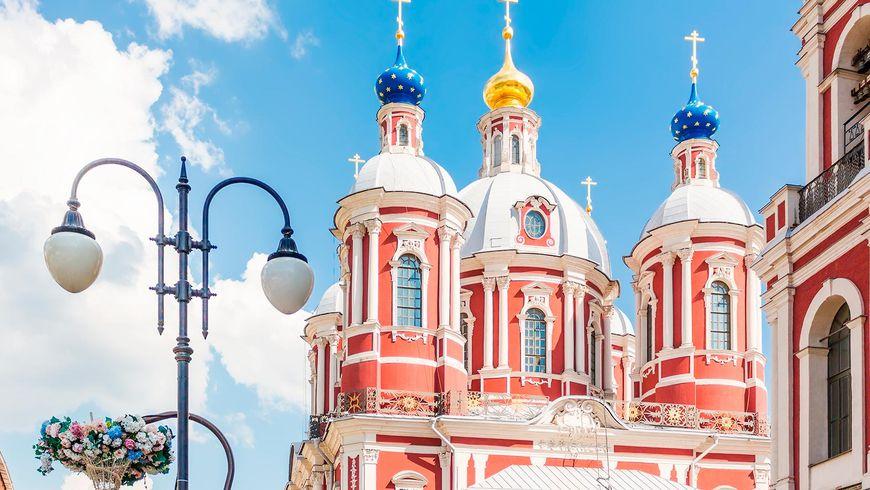 Храмы Замоскворечья: архитектура и история - экскурсии