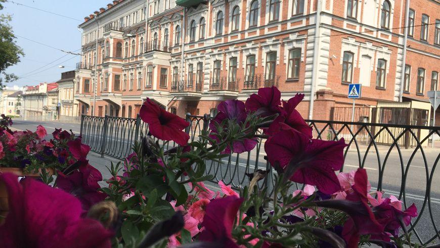 Старая Казань - экскурсии