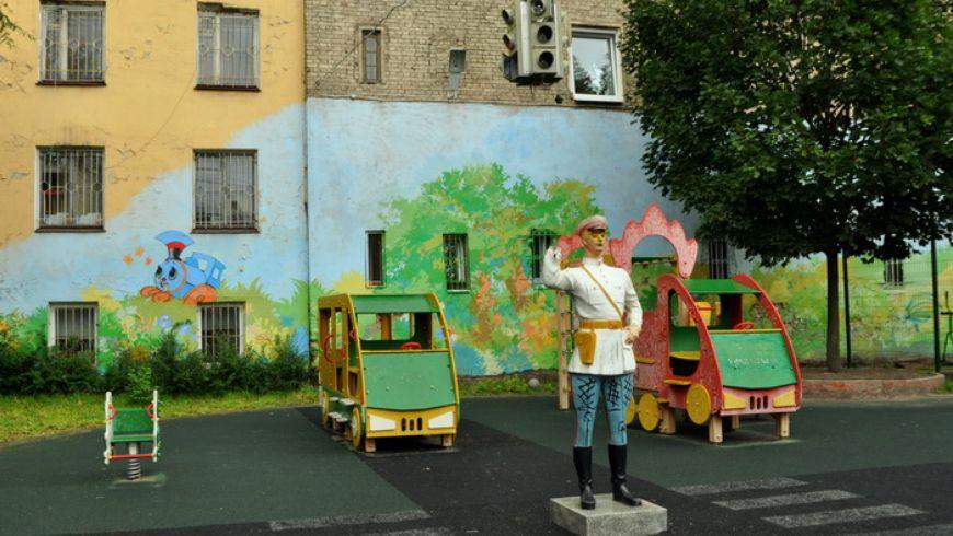 Петербург детям и их родителям - экскурсии
