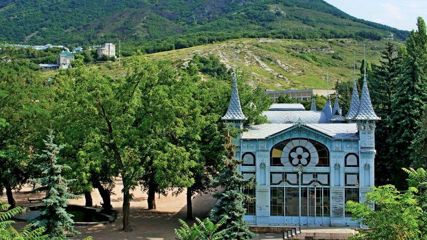 Лермонтов и Кавказские Минеральные Воды - экскурсии