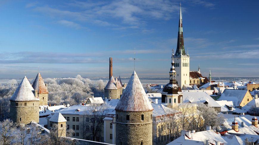 Фотопрогулка по старинному Таллину - экскурсии