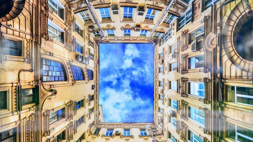 11 неожиданных дворов Москвы - экскурсии