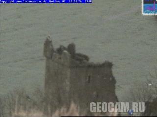 Веб-камера Замок Уркварт