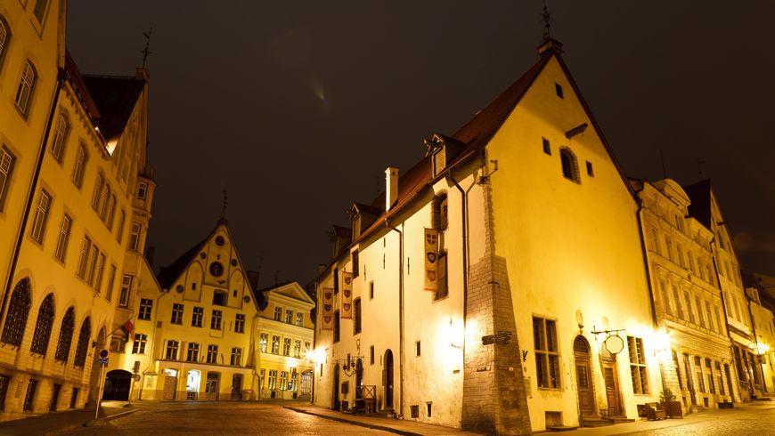 Мистика вечернего Таллина - экскурсии