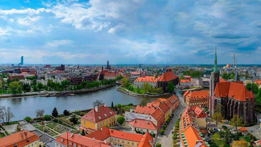 Ежедневная прогулка по Вроцлаву - экскурсии